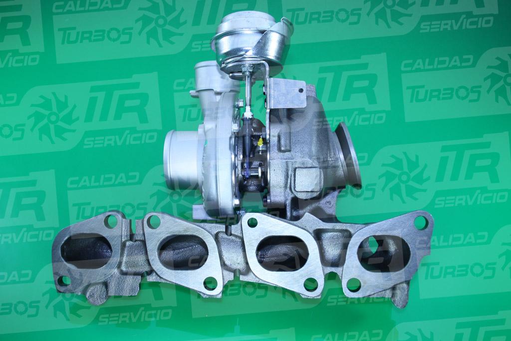 Turbo GARRETT 773148- (imagen 2)