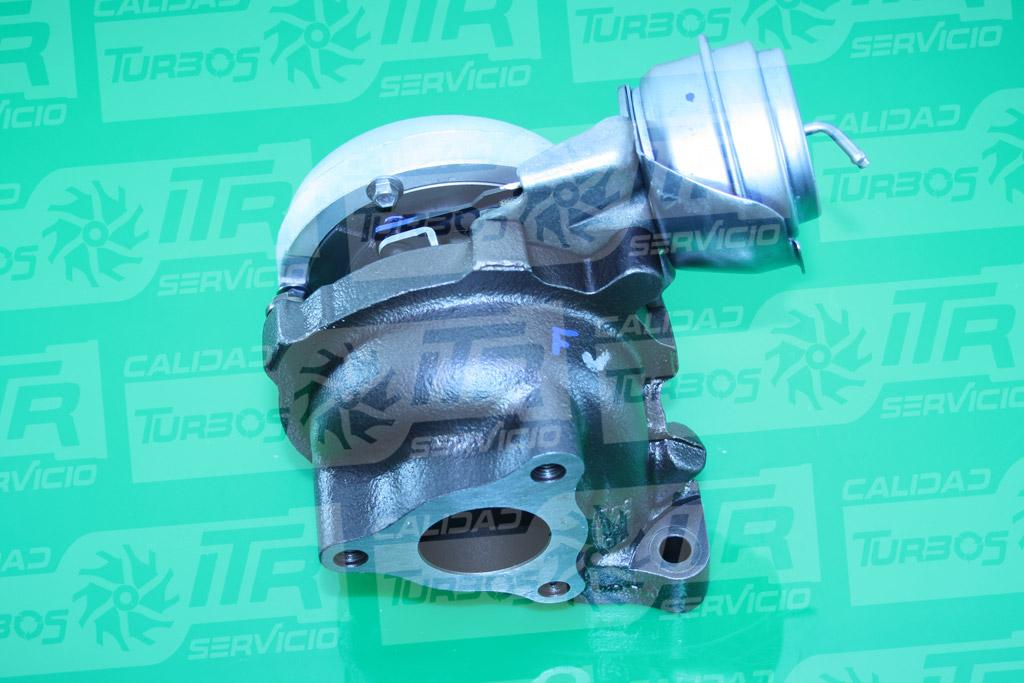 Turbo GARRETT 775274- (imagen 2)