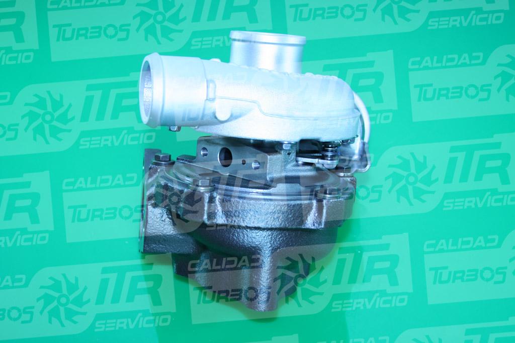 Turbo GARRETT 775274- (imagen 3)