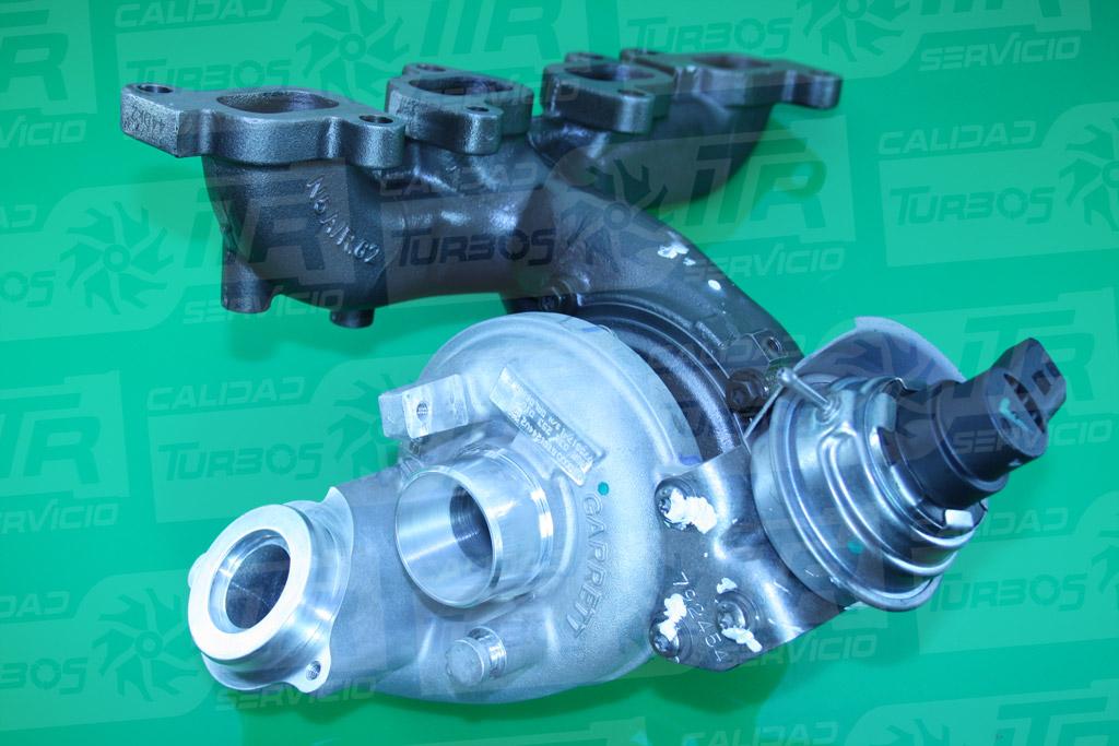 Turbo GARRETT 775517- (imagen 2)