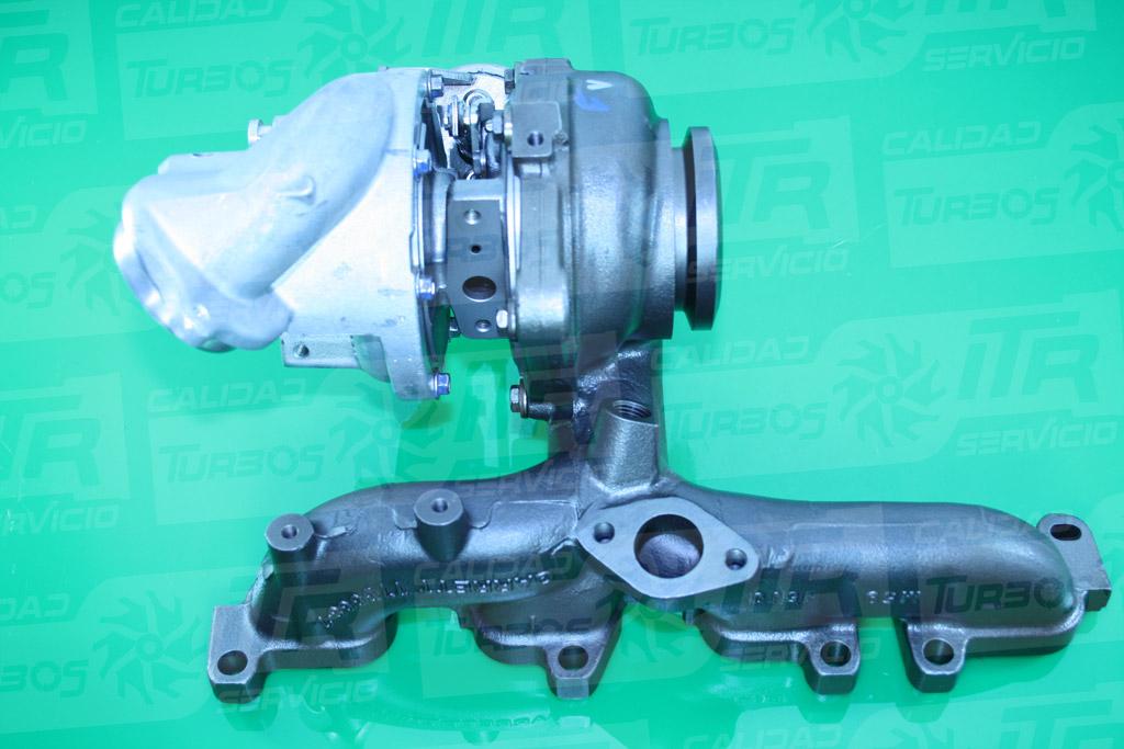 Turbo GARRETT 775517- (imagen 3)