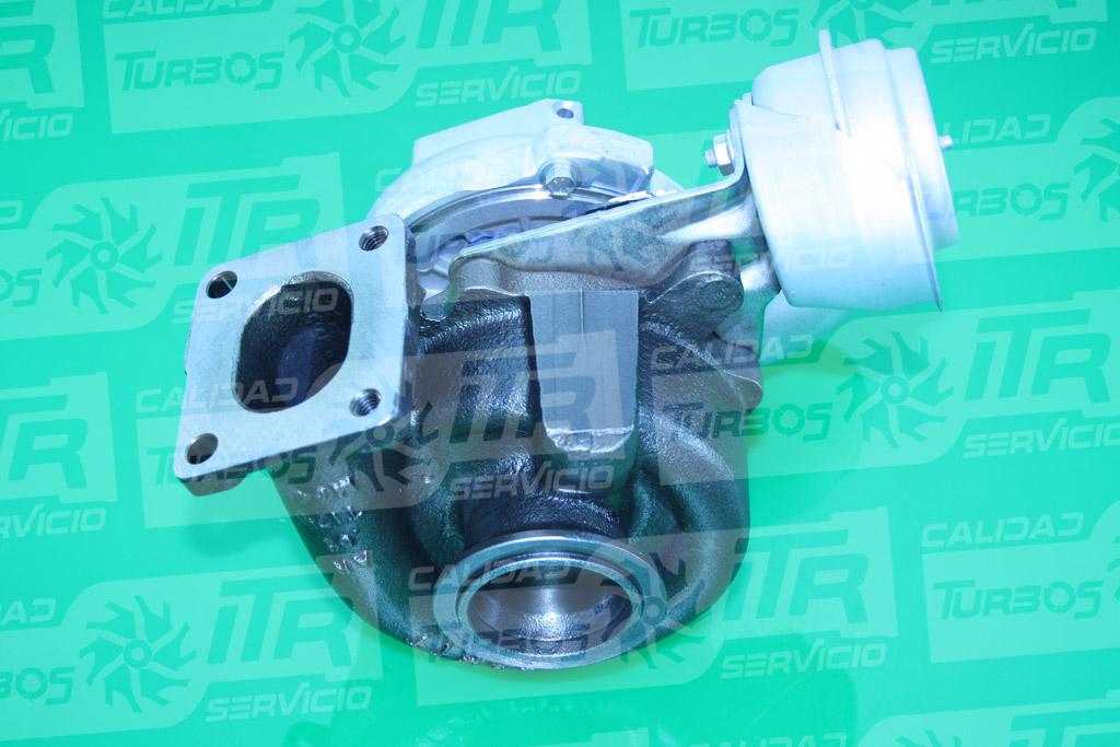 Turbo GARRETT 736168- (imagen 2)