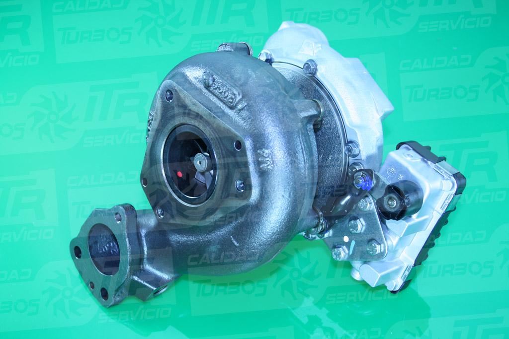 Turbo GARRETT 777318- (imagen 3)
