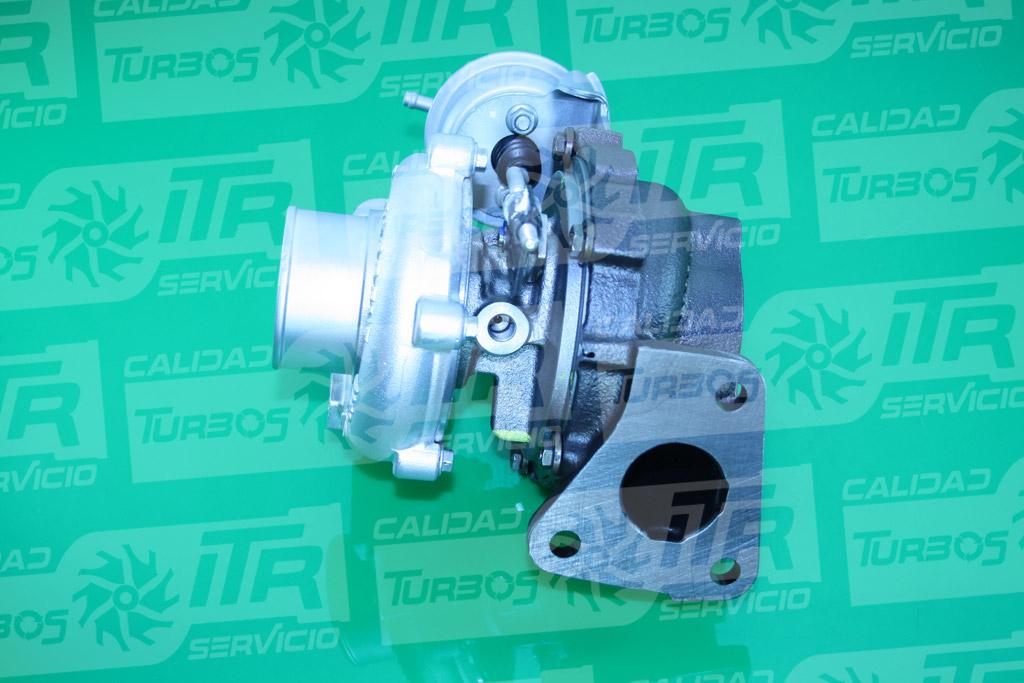 Turbo GARRETT 779591- (imagen 2)