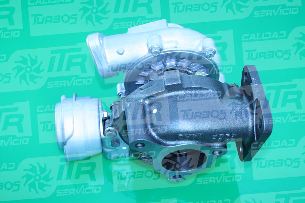 Turbo GARRETT 779591- (imagen 3)