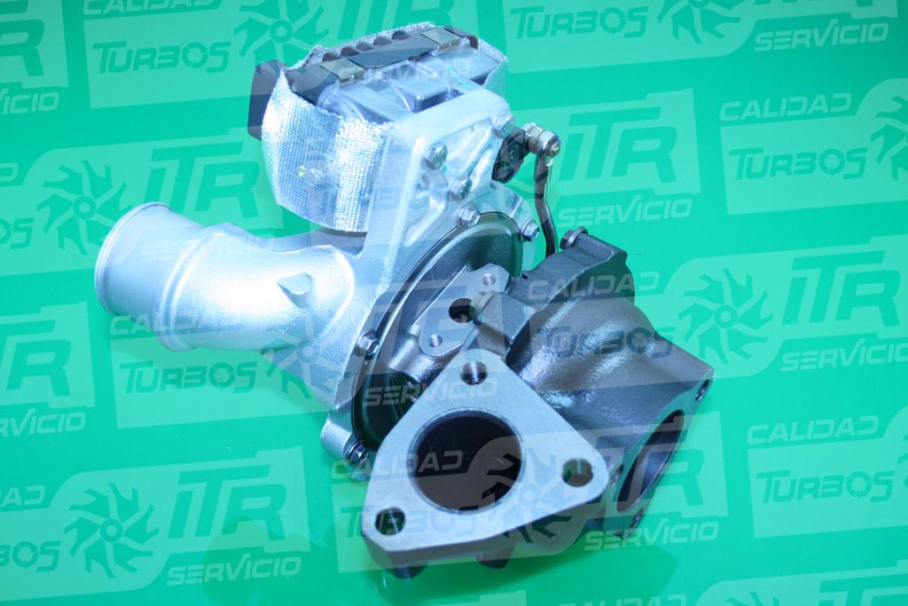 Turbo GARRETT 780502- (imagen 2)