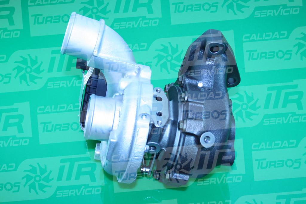 Turbo GARRETT 780502- (imagen 3)