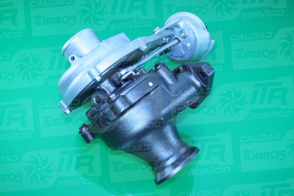 Turbo GARRETT 784521- (imagen 2)