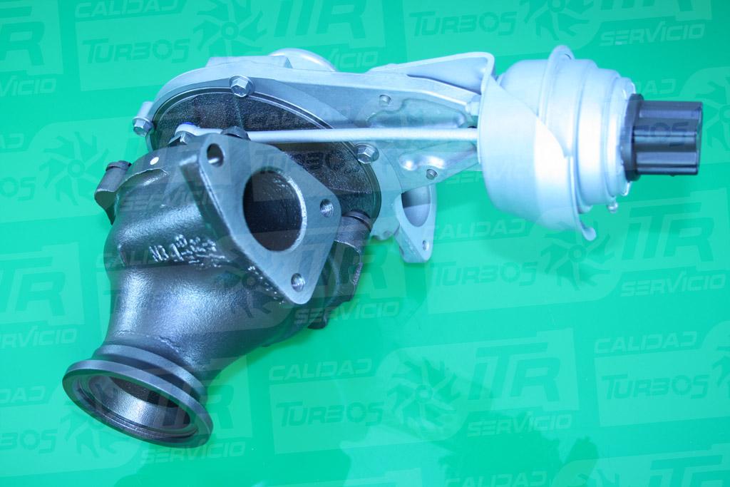 Turbo GARRETT 784521- (imagen 3)