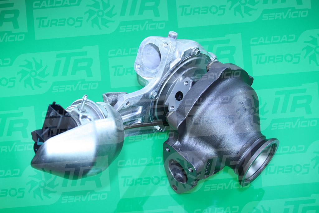 Turbo GARRETT 786137- (imagen 2)