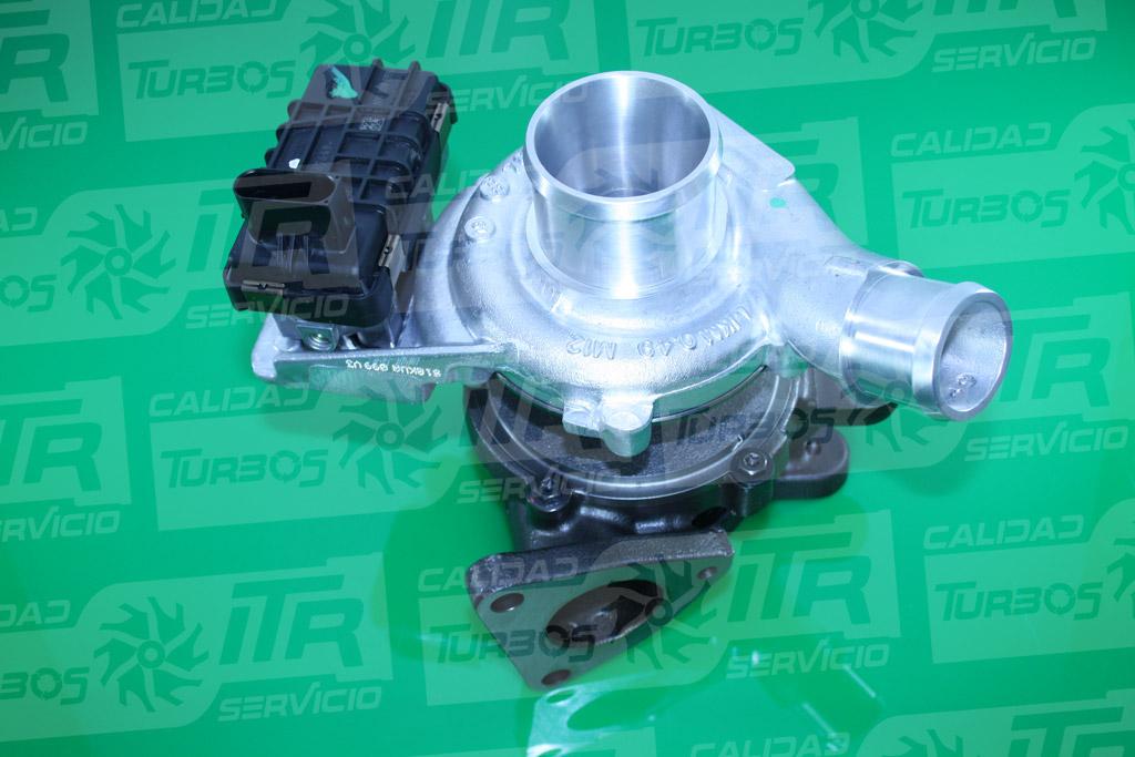 Turbo GARRETT 786880- (imagen 2)