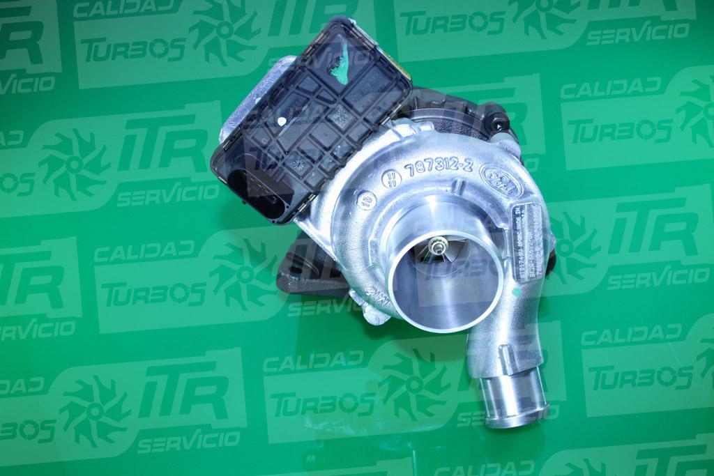 Turbo GARRETT 786880- (imagen 3)