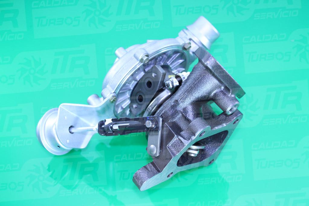 Turbo GARRETT 786997- (imagen 2)