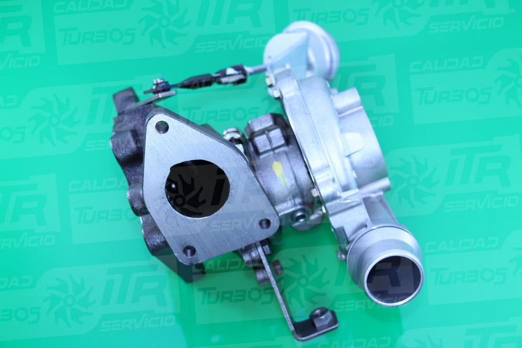 Turbo GARRETT 786997- (imagen 3)