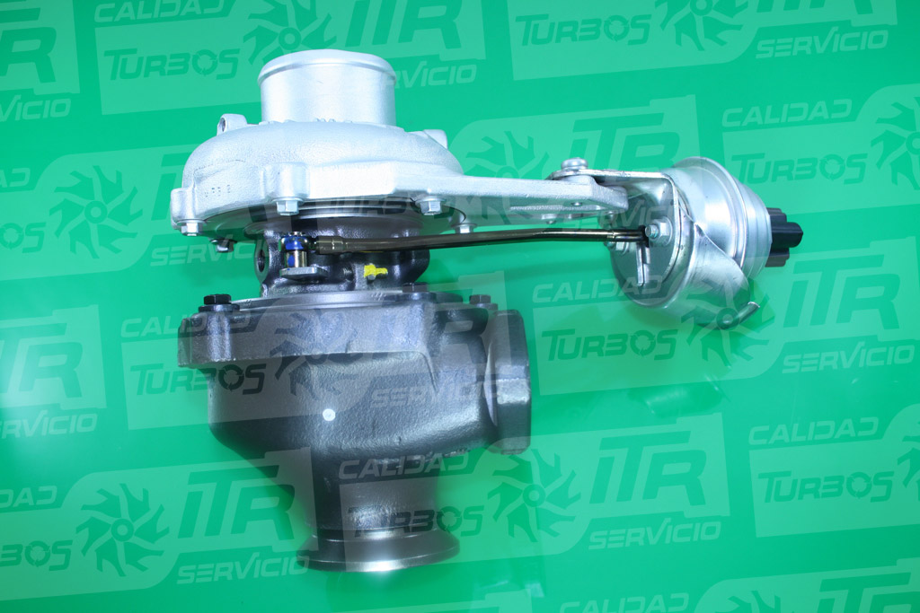 Turbo GARRETT 787274- (imagen 2)
