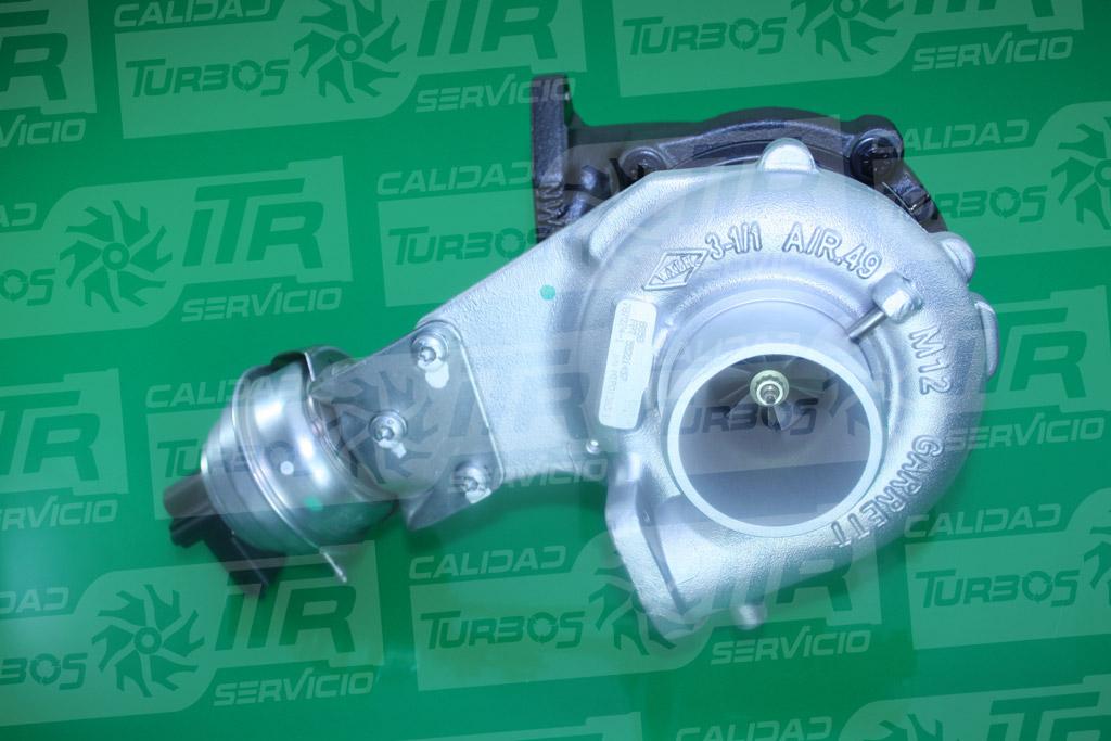 Turbo GARRETT 787274- (imagen 3)
