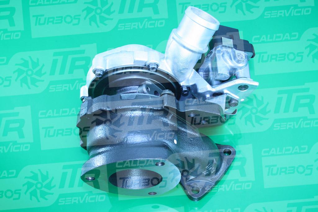 Turbo GARRETT 787556- (imagen 2)