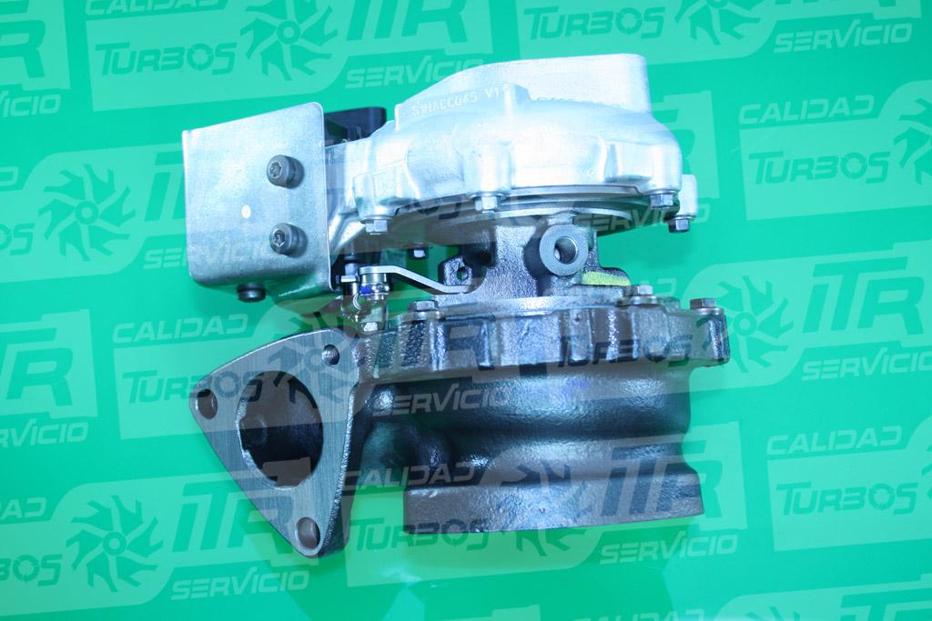 Turbo GARRETT 787556- (imagen 3)