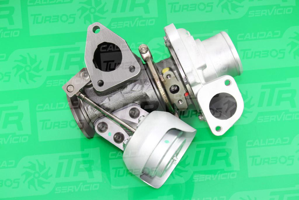 Turbo GARRETT 788778- (imagen 2)