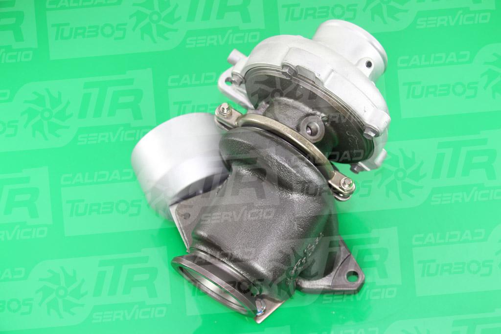 Turbo GARRETT 788778- (imagen 3)