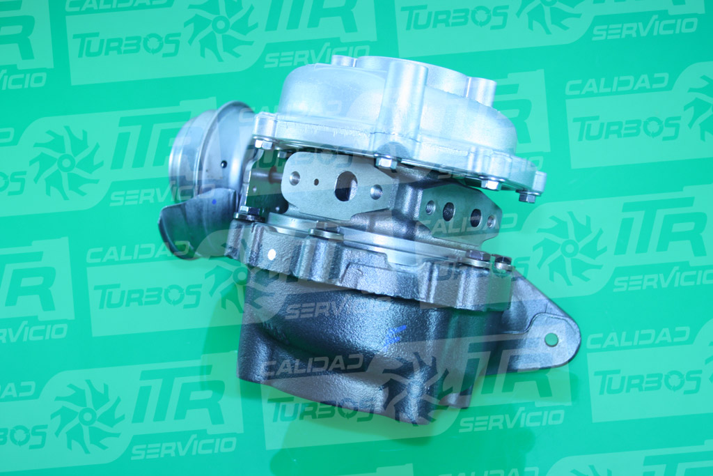Turbo GARRETT 790179- (imagen 2)