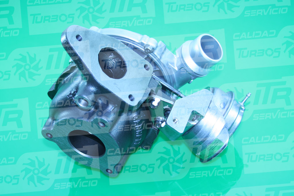 Turbo GARRETT 790179- (imagen 3)