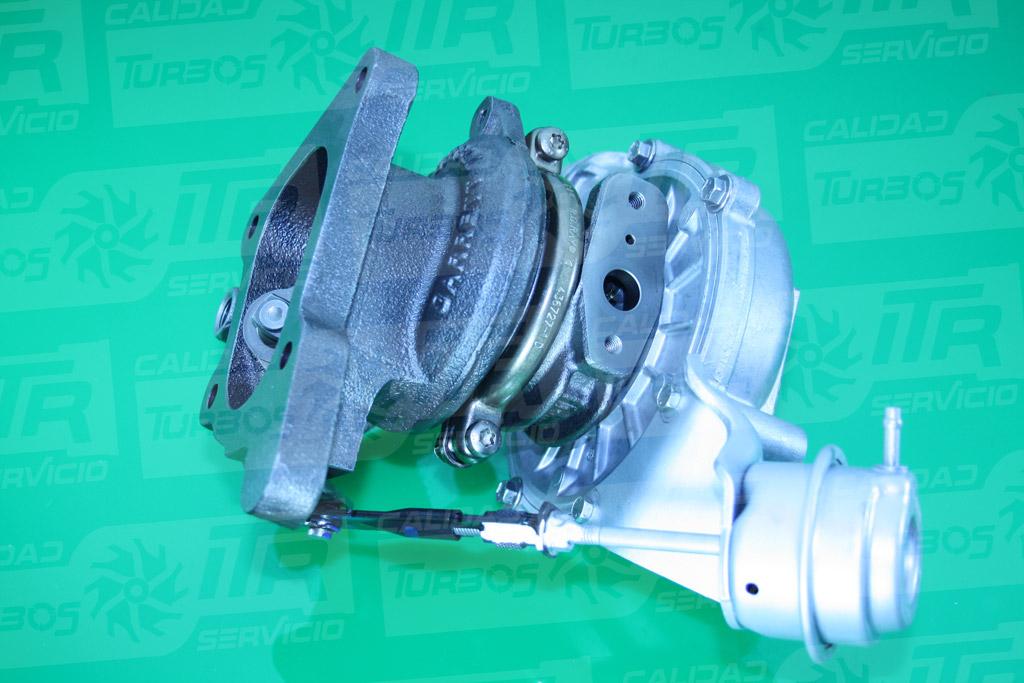 Turbo GARRETT 795637- (imagen 2)