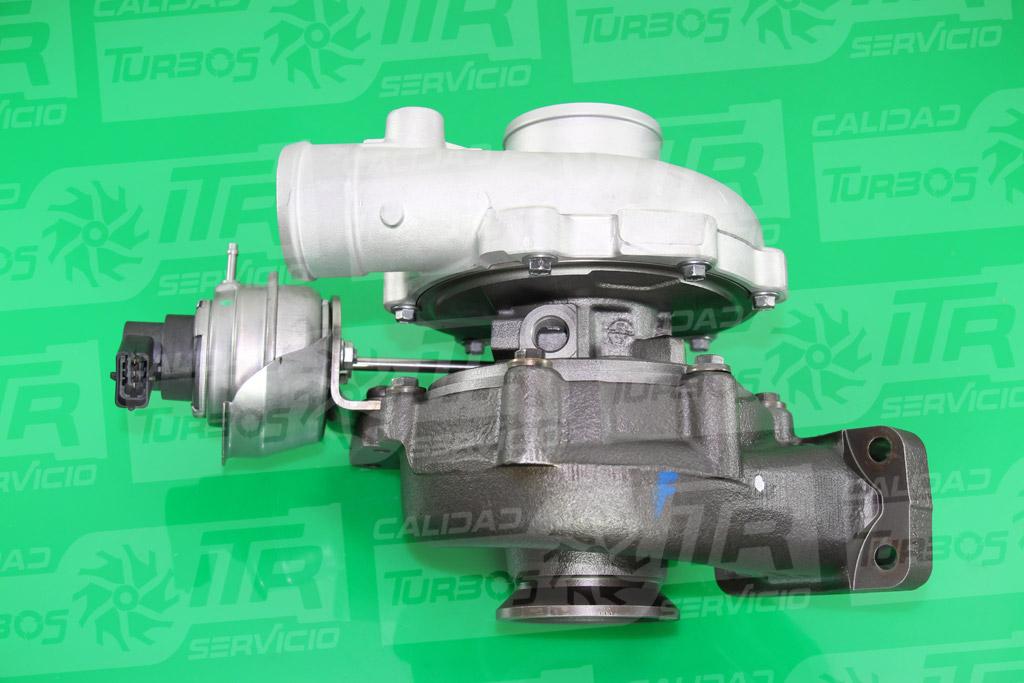 Turbo GARRETT 796122- (imagen 2)