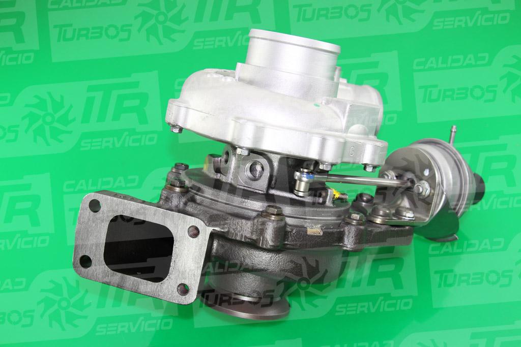 Turbo GARRETT 796122- (imagen 3)