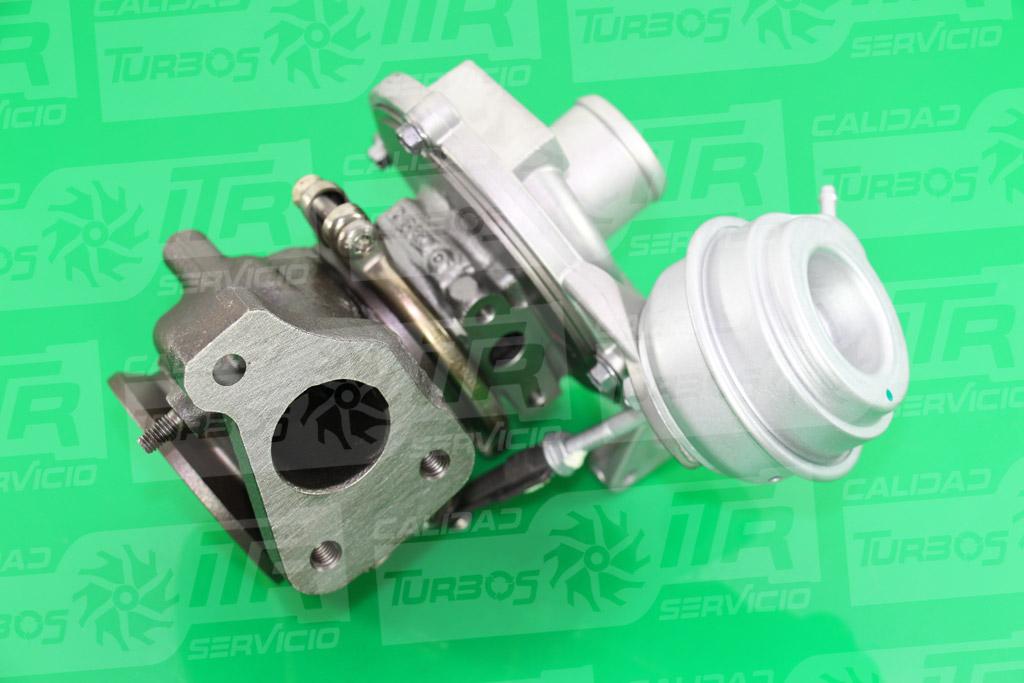Turbo GARRETT 799171- (imagen 2)