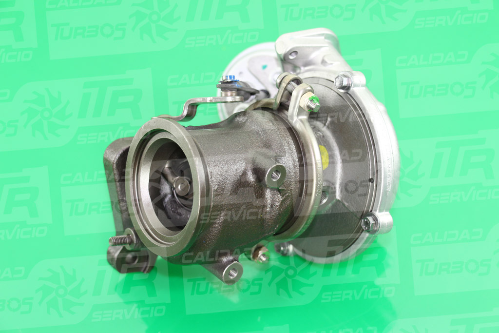Turbo GARRETT 799171- (imagen 3)