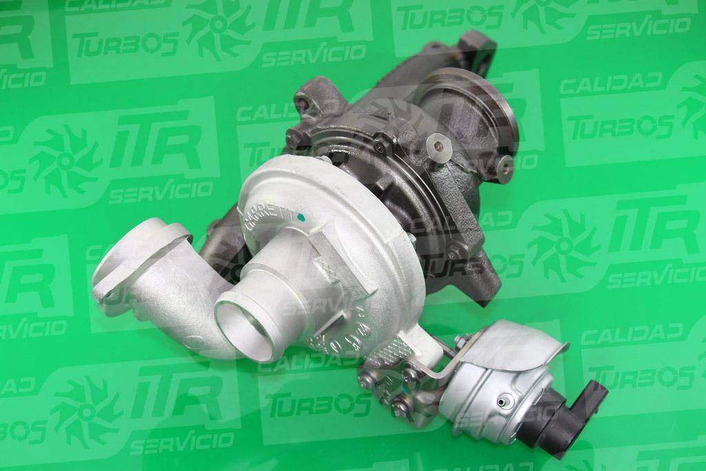 Turbo GARRETT 803955- (imagen 2)