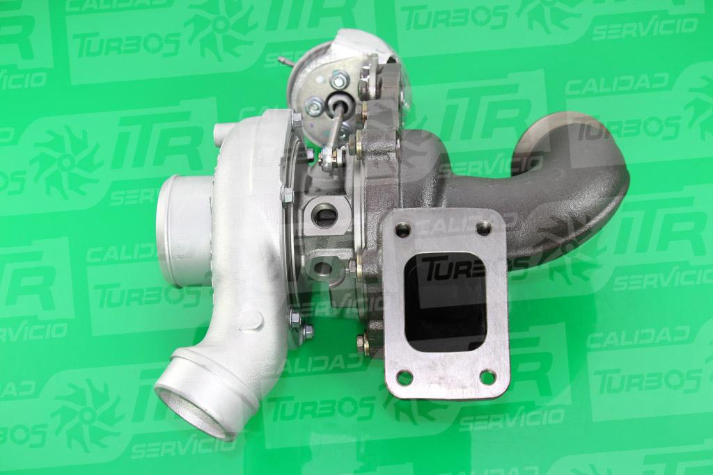 Turbo GARRETT 806850- (imagen 3)