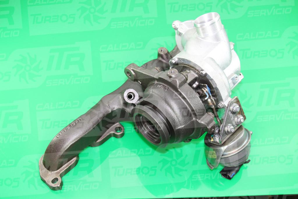 Turbo GARRETT 813860- (imagen 3)