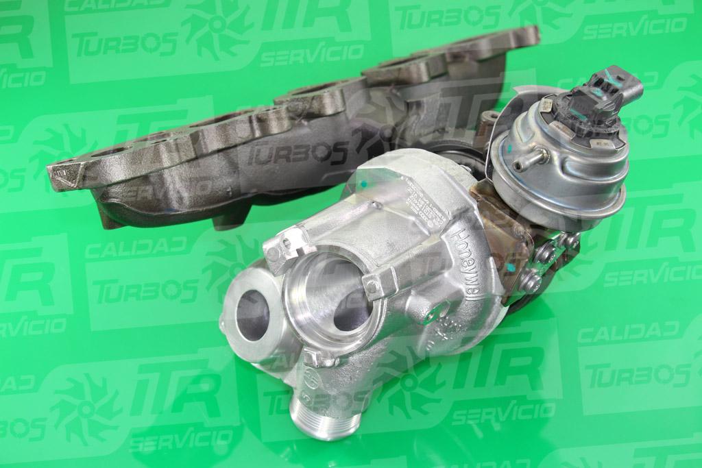 Turbo GARRETT 813860- (imagen 2)