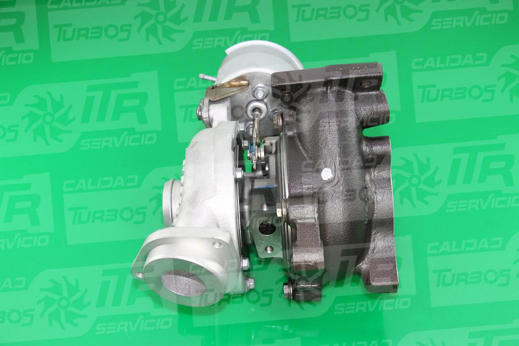 Turbo GARRETT 817047- (imagen 3)