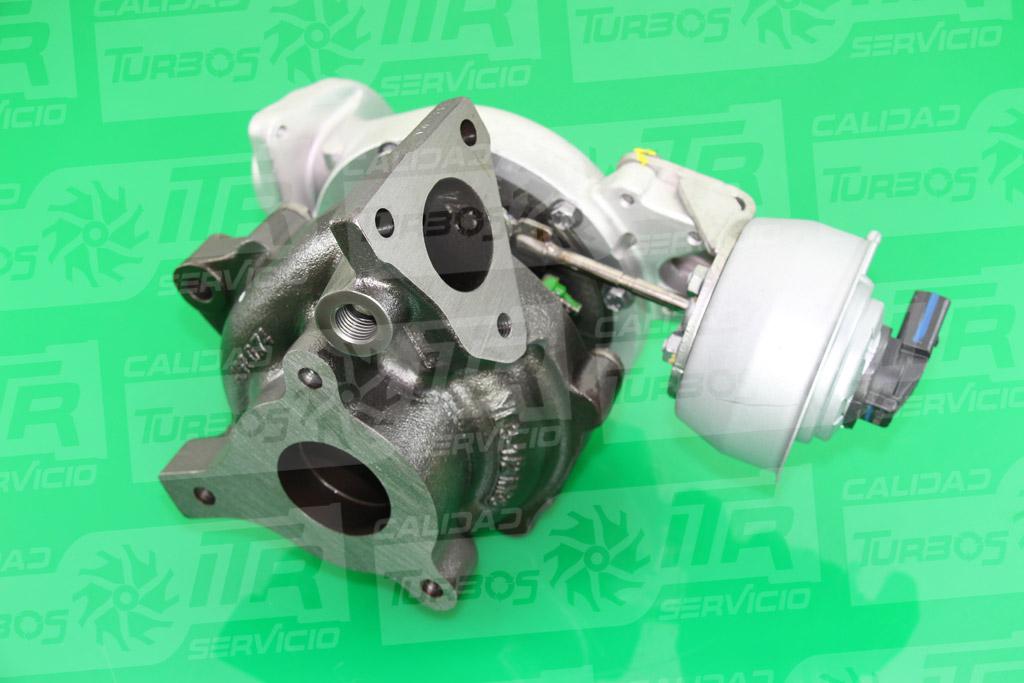 Turbo GARRETT 818987- (imagen 3)