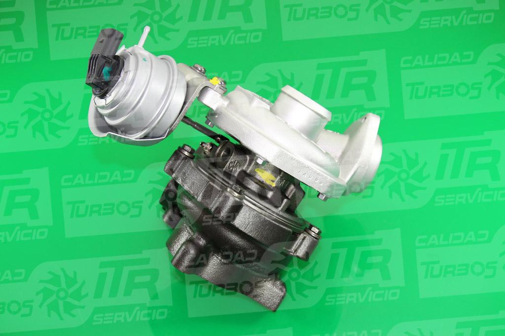 Turbo GARRETT 818987- (imagen 2)