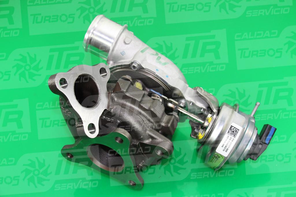 Turbo GARRETT 820371- (imagen 2)