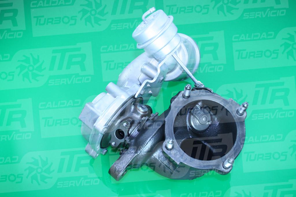 Catálogo turbos KKK: Turbo KKK K03-052 motores 1 8 L, 180 CV