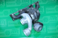 Turbo KKK KP39-022