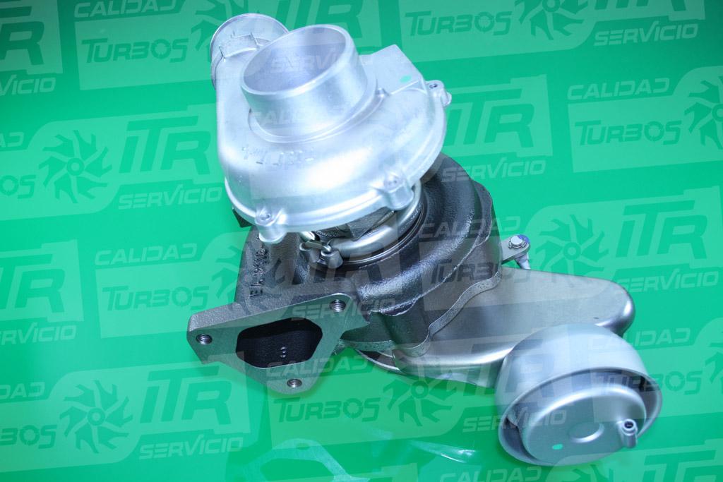 Turbo IHI VV14 (imagen 2)