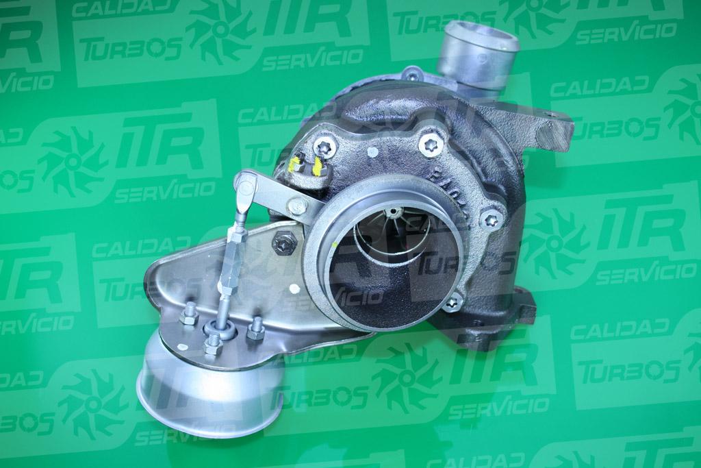 Turbo IHI VV14 (imagen 3)