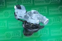 Turbo IHI VV19